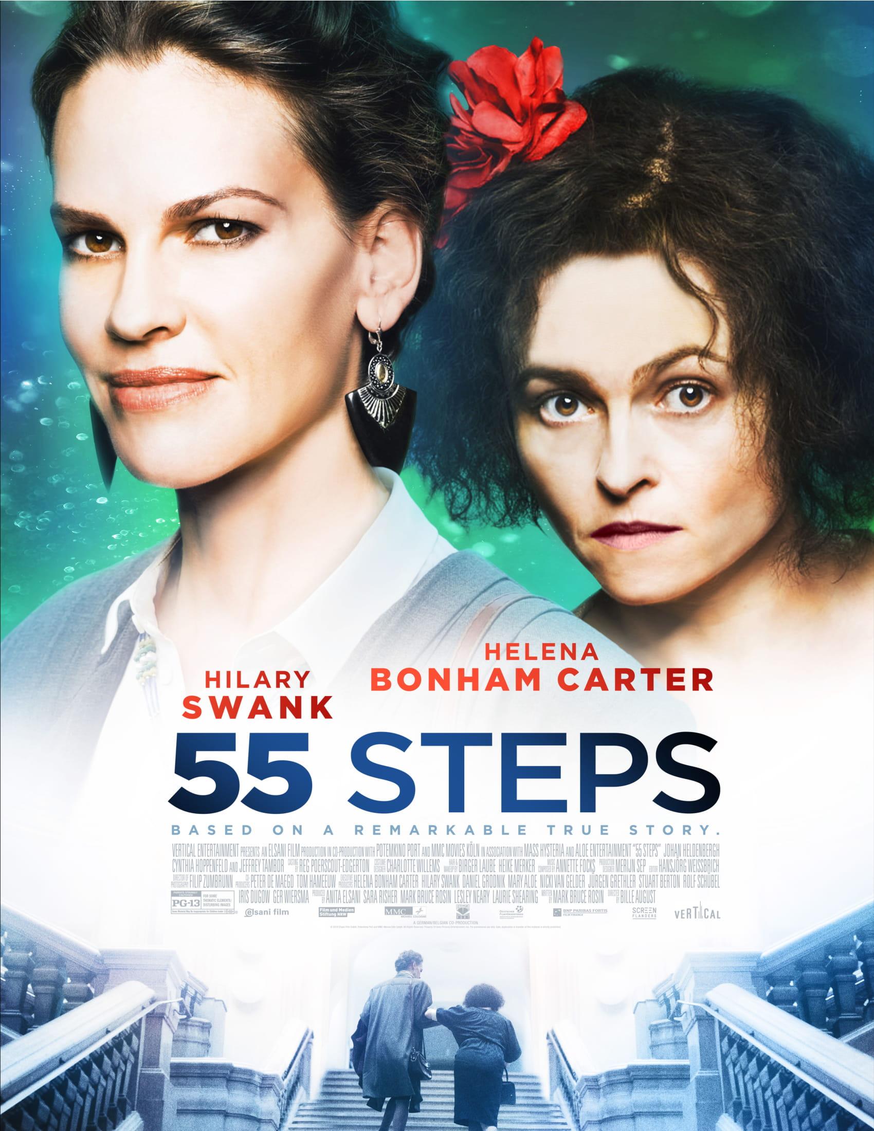 55 Steps kapak