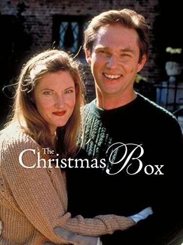 The Christmas Box kapak