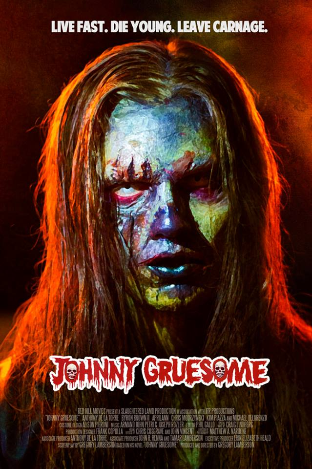 Johnny Gruesome kapak
