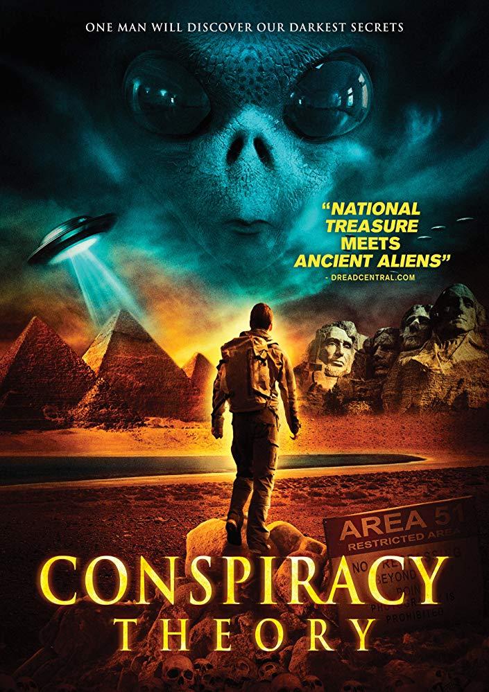 Conspiracy Theory kapak