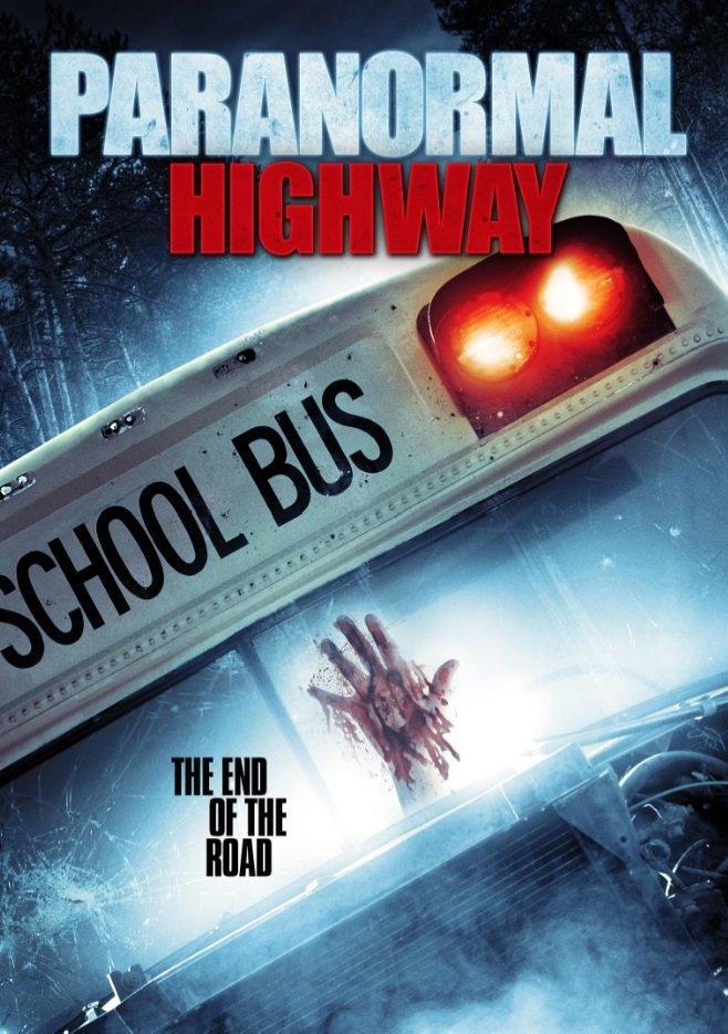 Paranormal Highway kapak