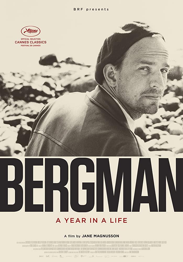 Bergman: Ett år - ett liv kapak