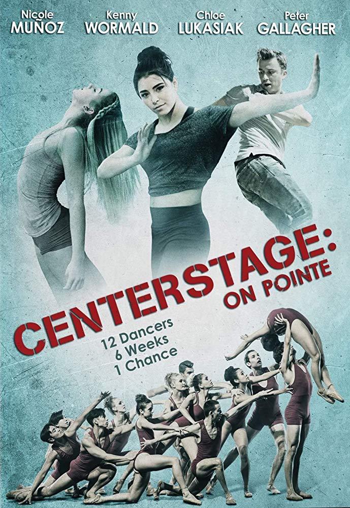 Center Stage: On Pointe kapak