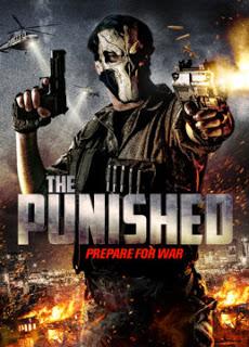 The Punished kapak