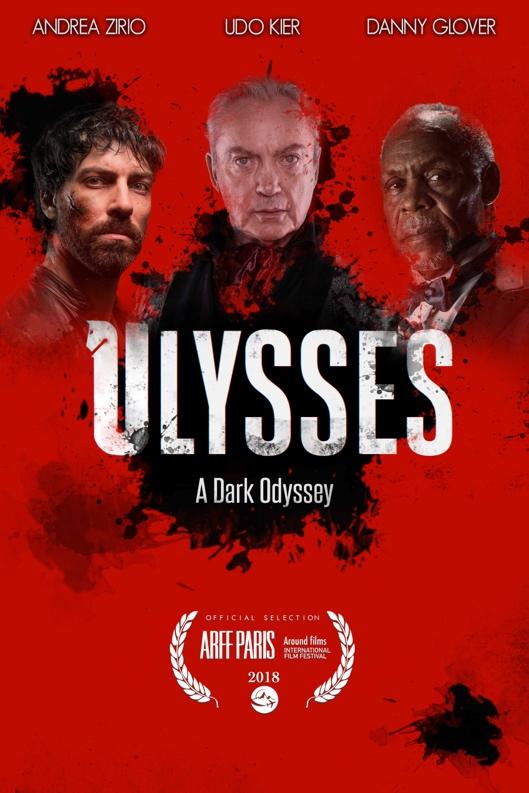 Ulysses: A Dark Odyssey kapak