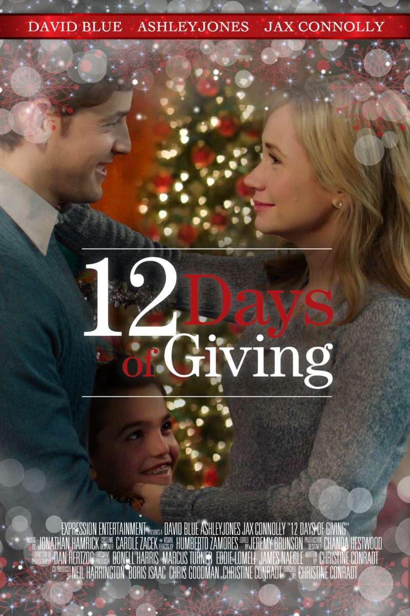 12 Days of Giving kapak