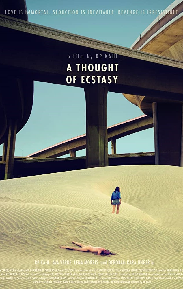 A Thought of Ecstasy kapak