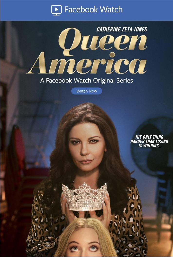 Queen America kapak