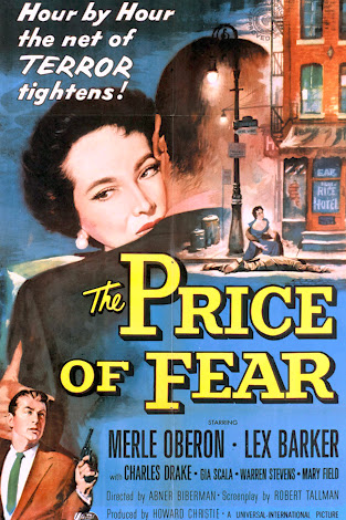 The Price of Fear kapak