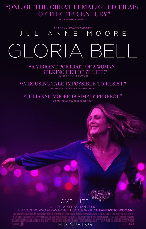 Gloria Bell kapak