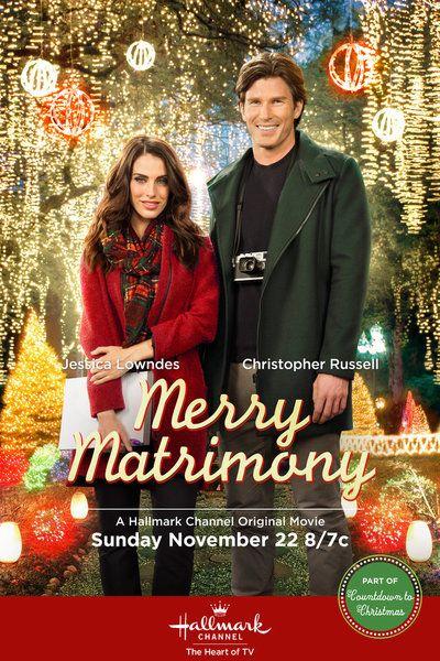Merry Matrimony kapak