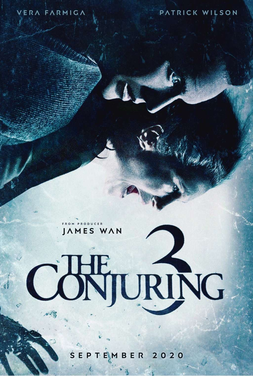 The Conjuring: The Devil Made Me Do It kapak