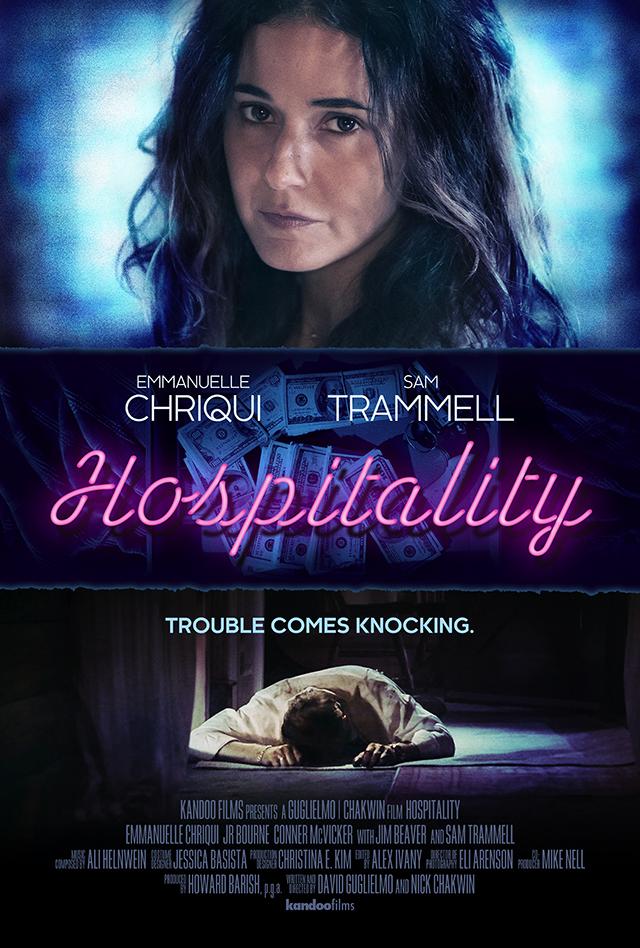 Hospitality kapak