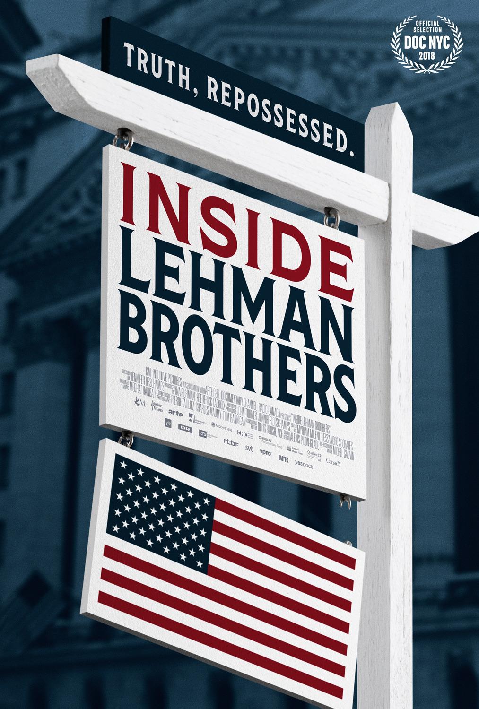 Inside Lehman Brothers kapak