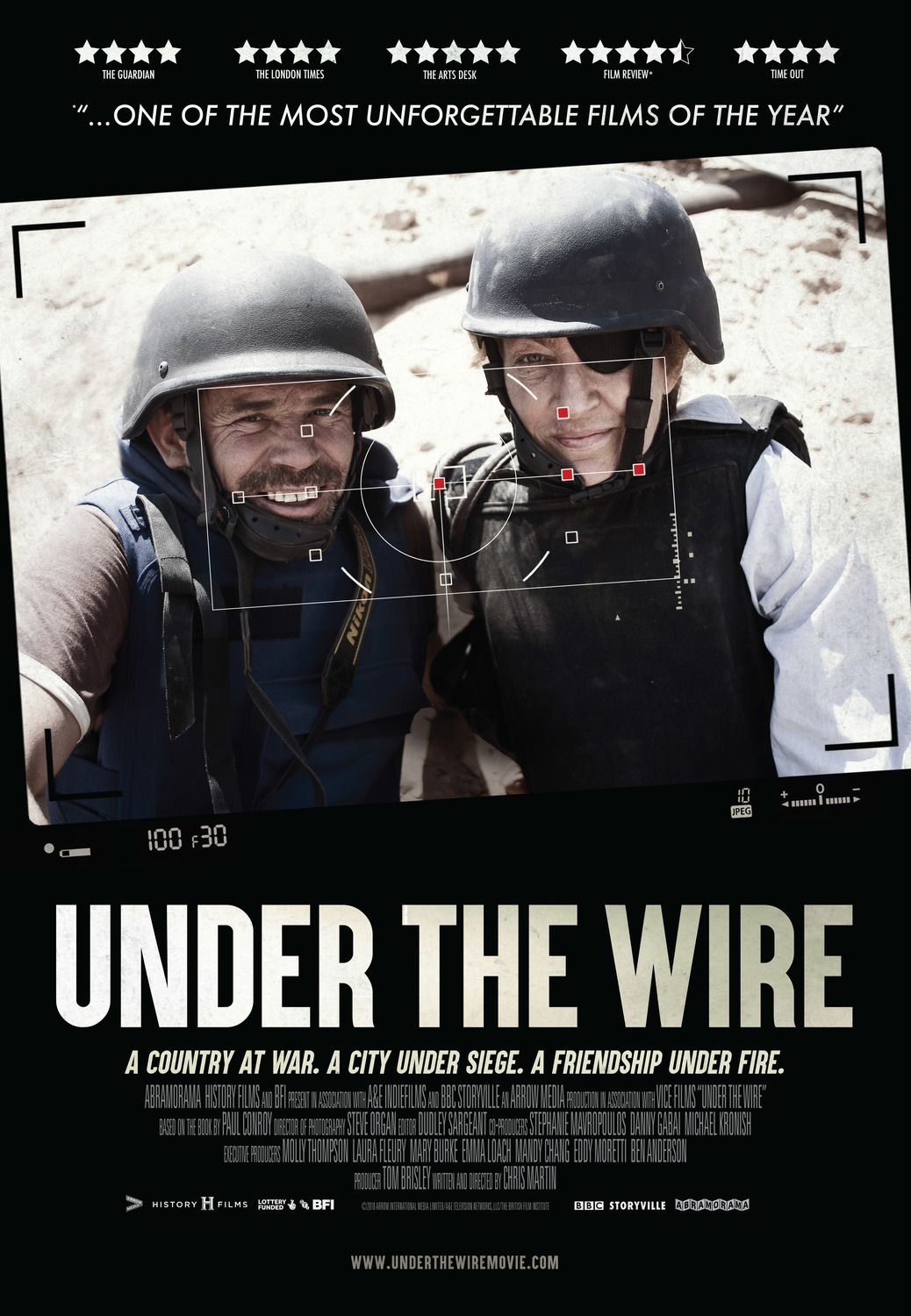 Under the Wire kapak