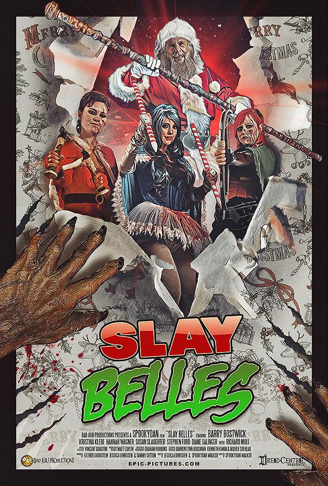 Slay Belles kapak