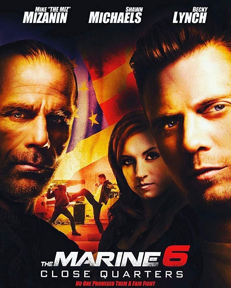 The Marine 6: Close Quarters kapak
