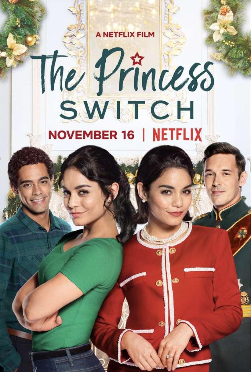 The Princess Switch kapak