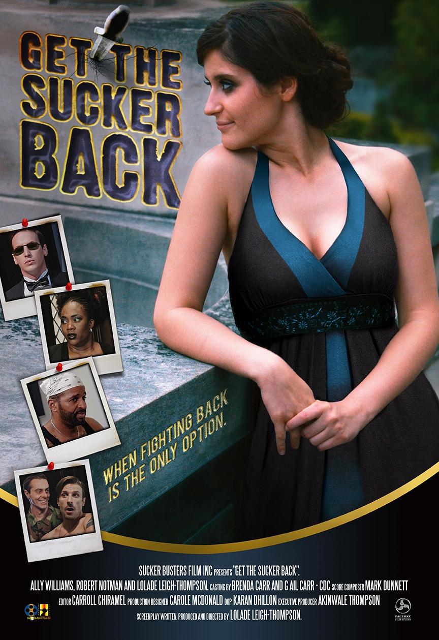 Get the Sucker Back kapak
