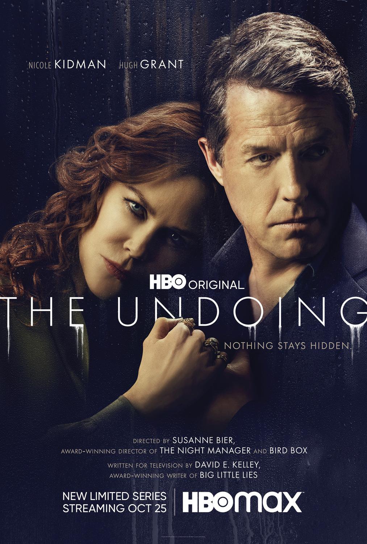 The Undoing kapak