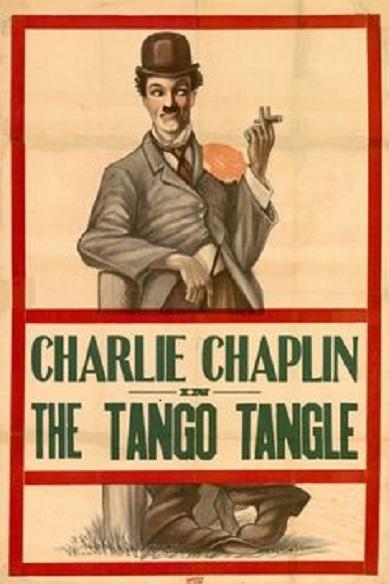 Tango Tangle kapak