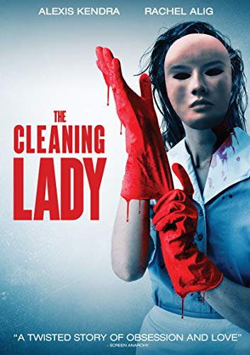 The Cleaning Lady kapak