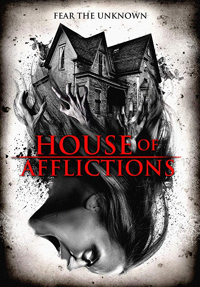 House of Afflictions kapak