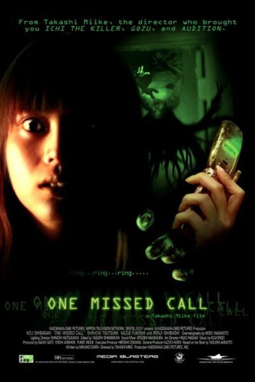 One Missed Call kapak