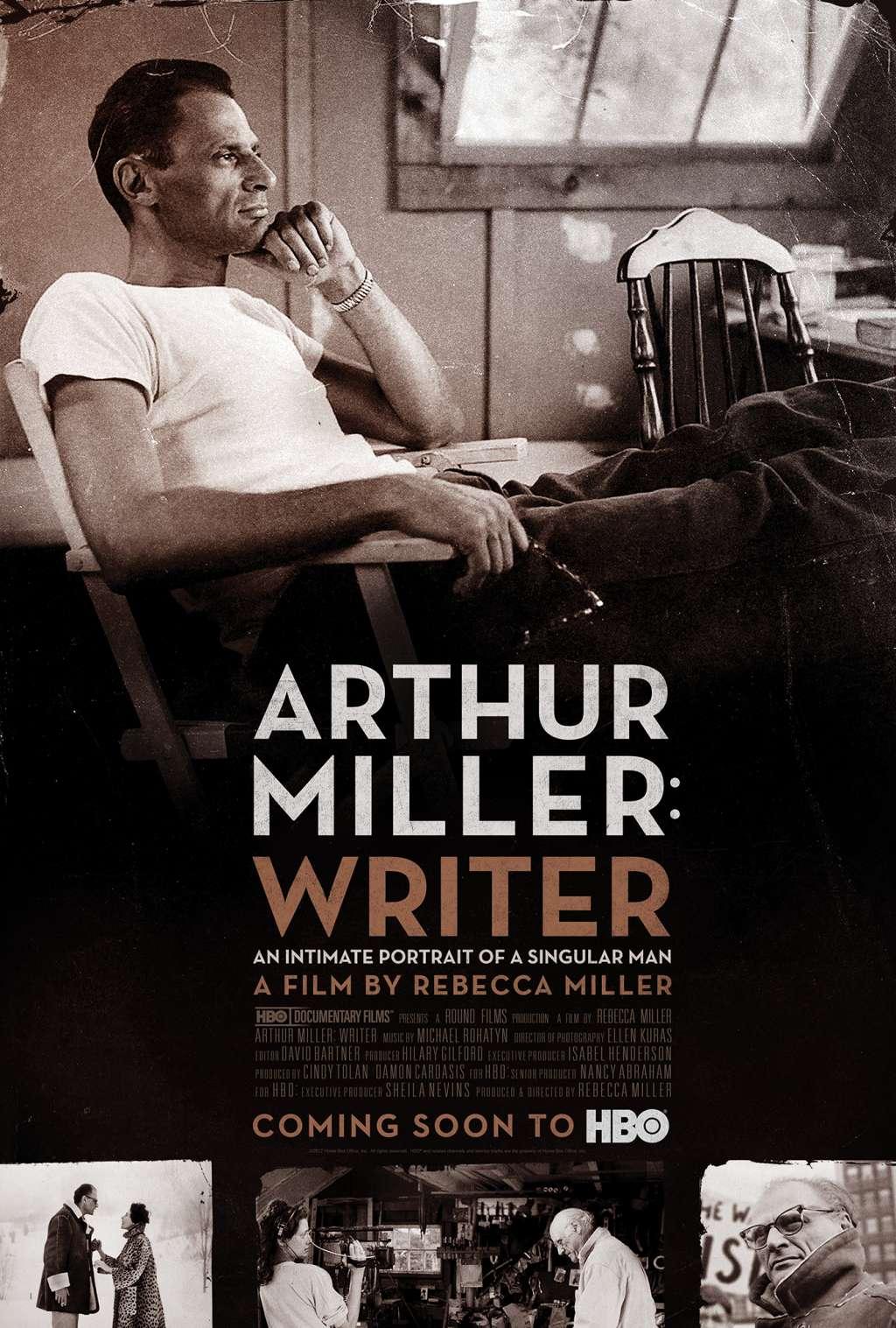 Arthur Miller: Writer kapak