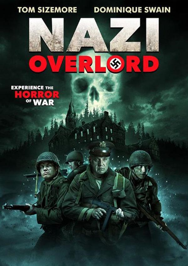 Nazi Overlord kapak