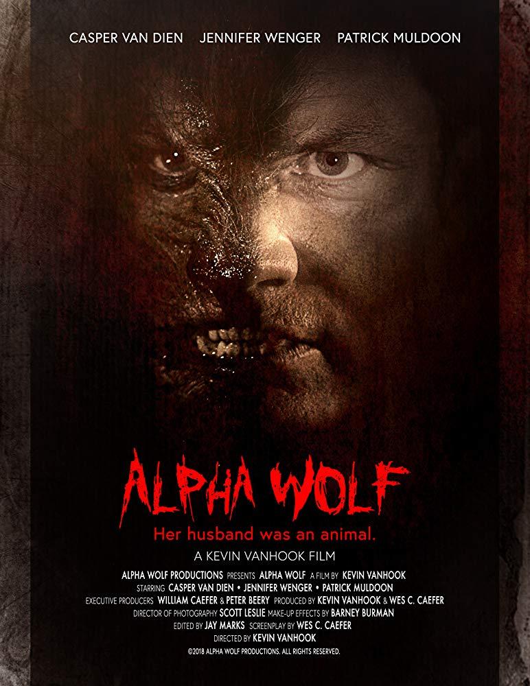 Alpha Wolf kapak