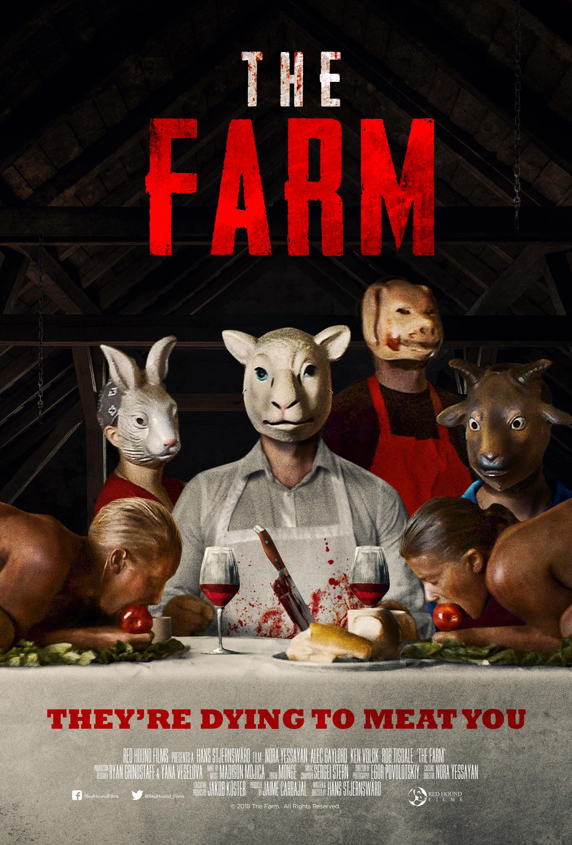 The Farm kapak