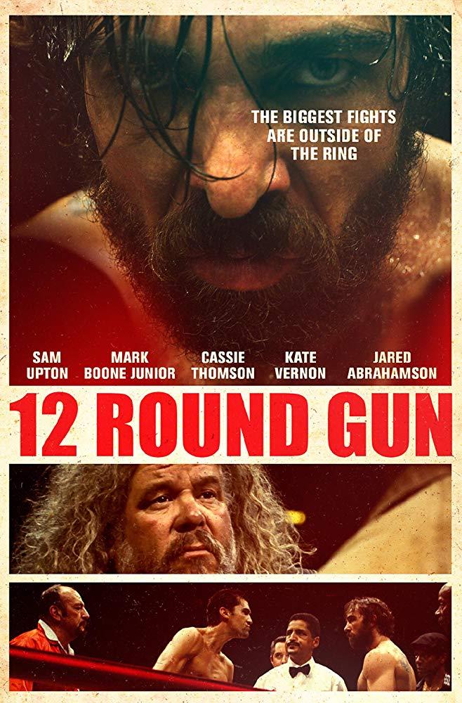 12 Round Gun kapak