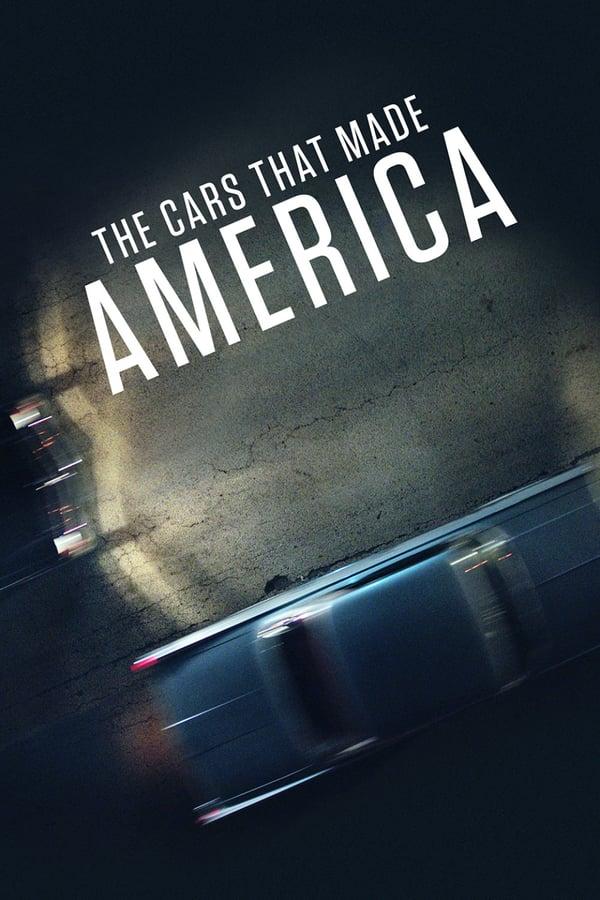 The Cars That Made America kapak