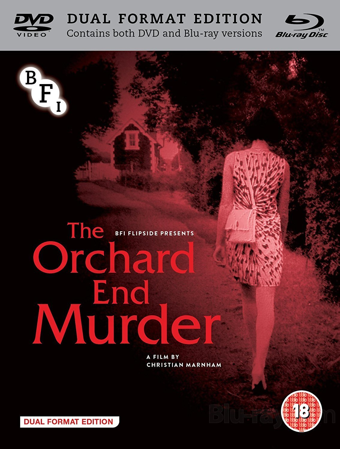 The Orchard End Murder kapak