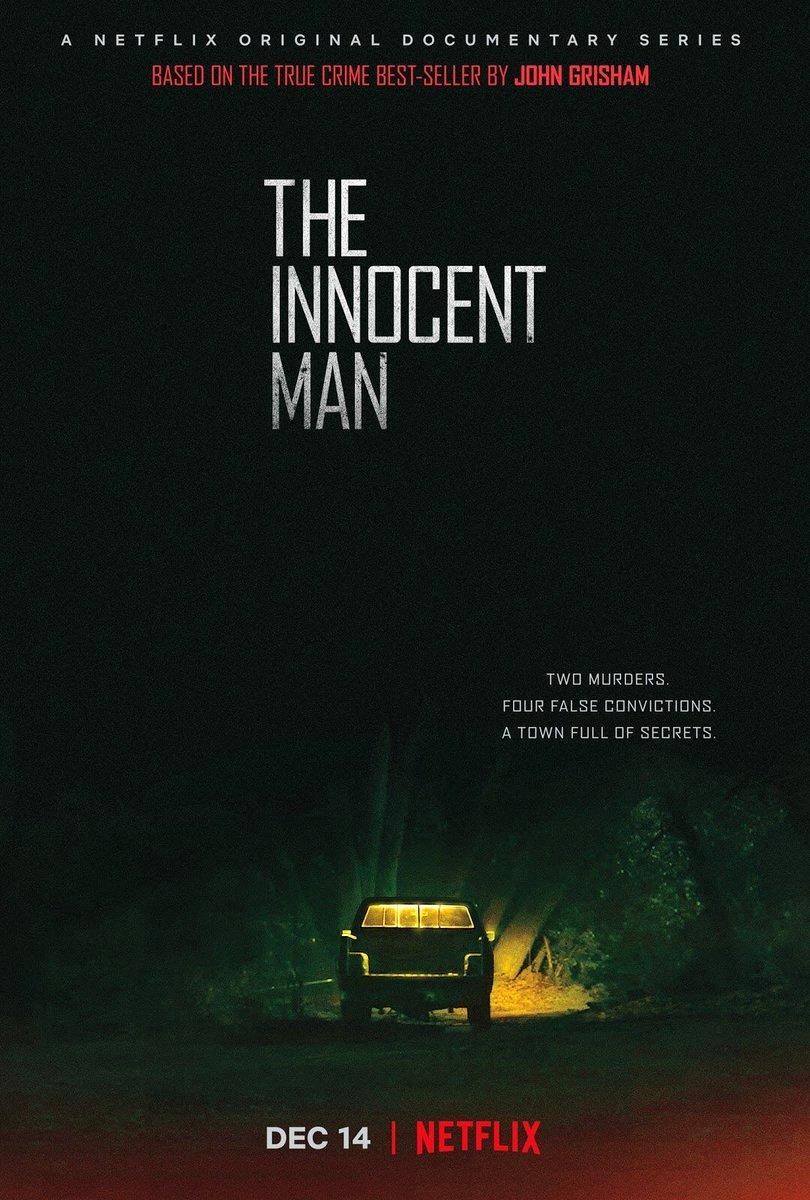The Innocent Man kapak