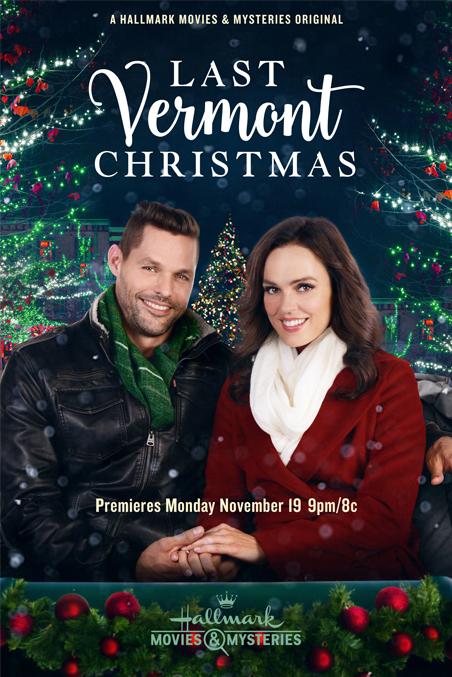 Last Vermont Christmas kapak