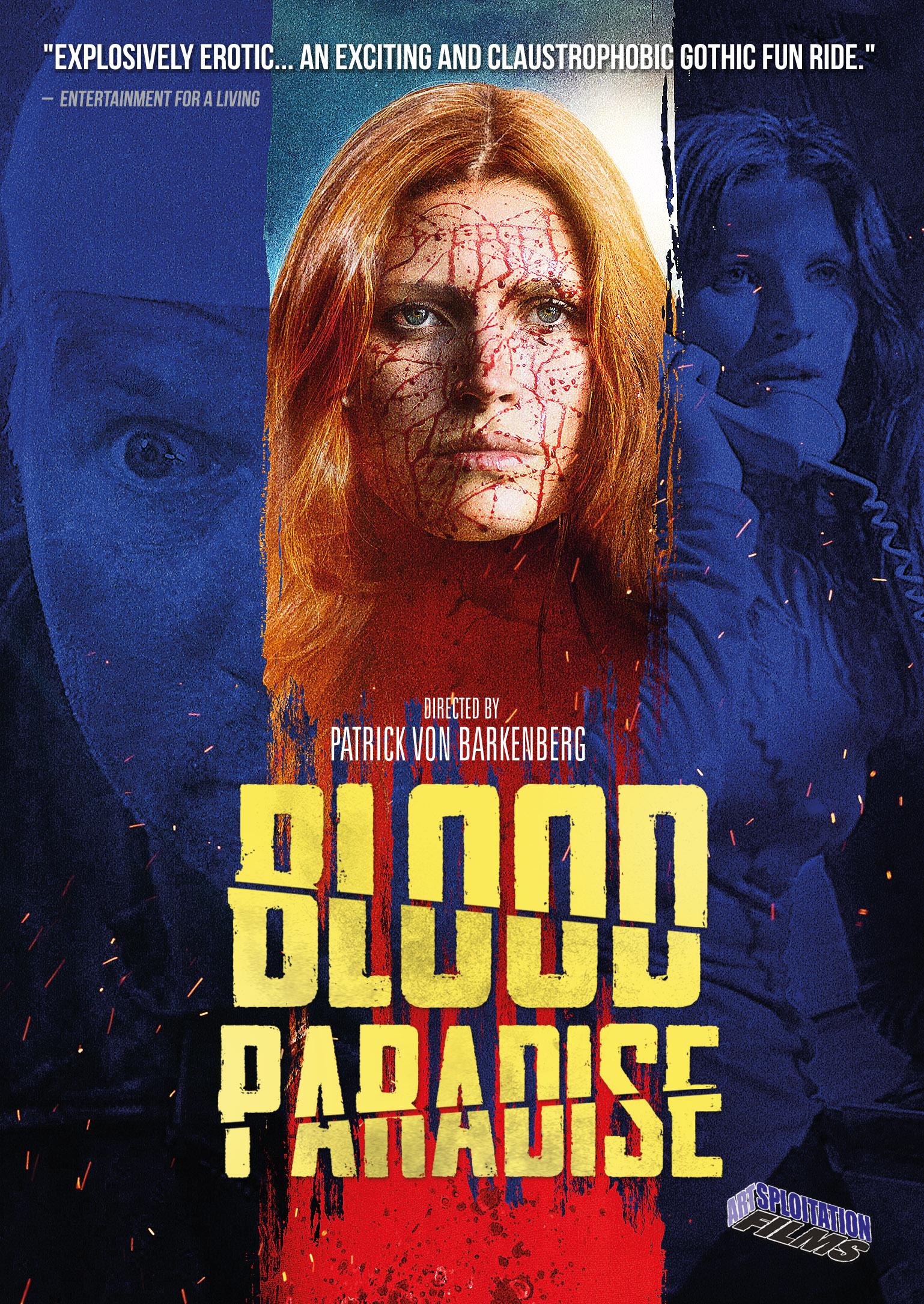 Blood Paradise kapak