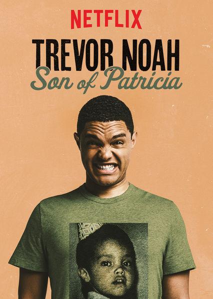 Trevor Noah: Son of Patricia kapak