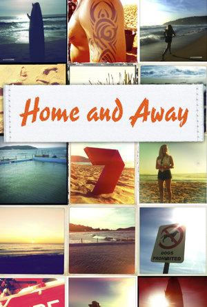 Home and Away kapak