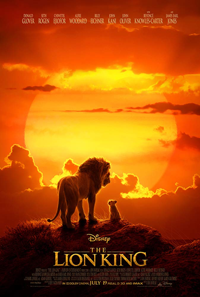 The Lion King kapak