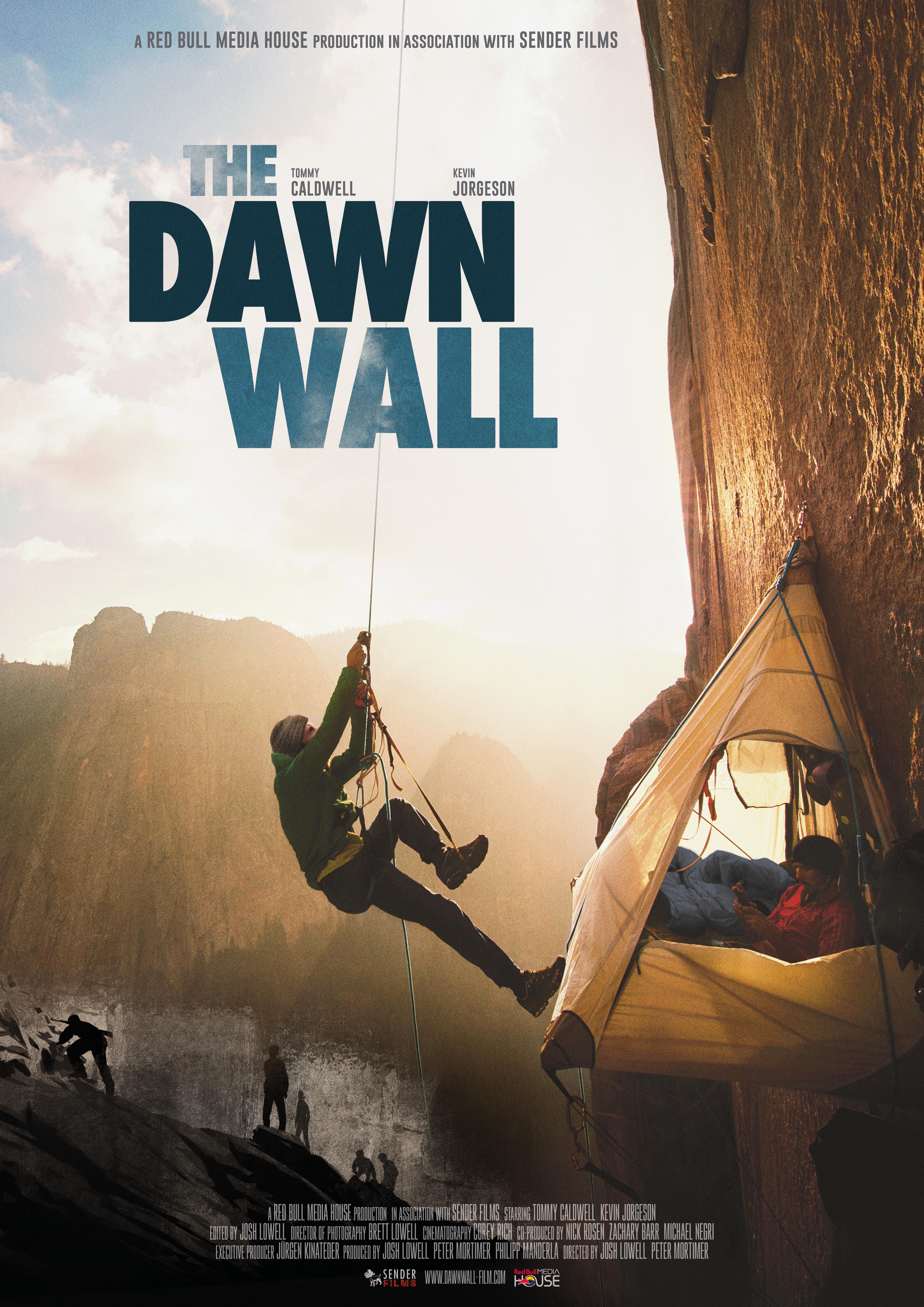 The Dawn Wall kapak