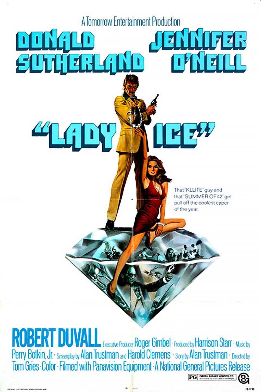 Lady Ice kapak