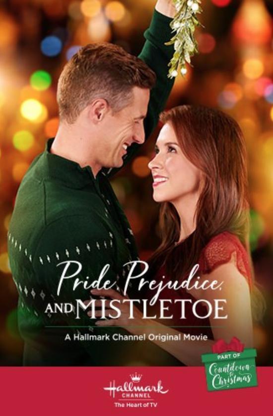 Pride, Prejudice and Mistletoe kapak