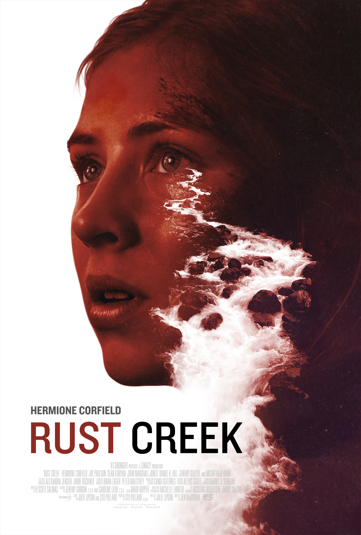 Rust Creek kapak