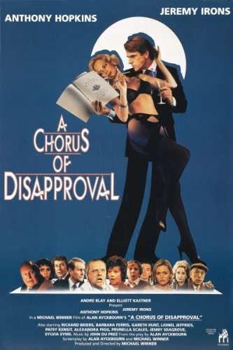 A Chorus of Disapproval kapak