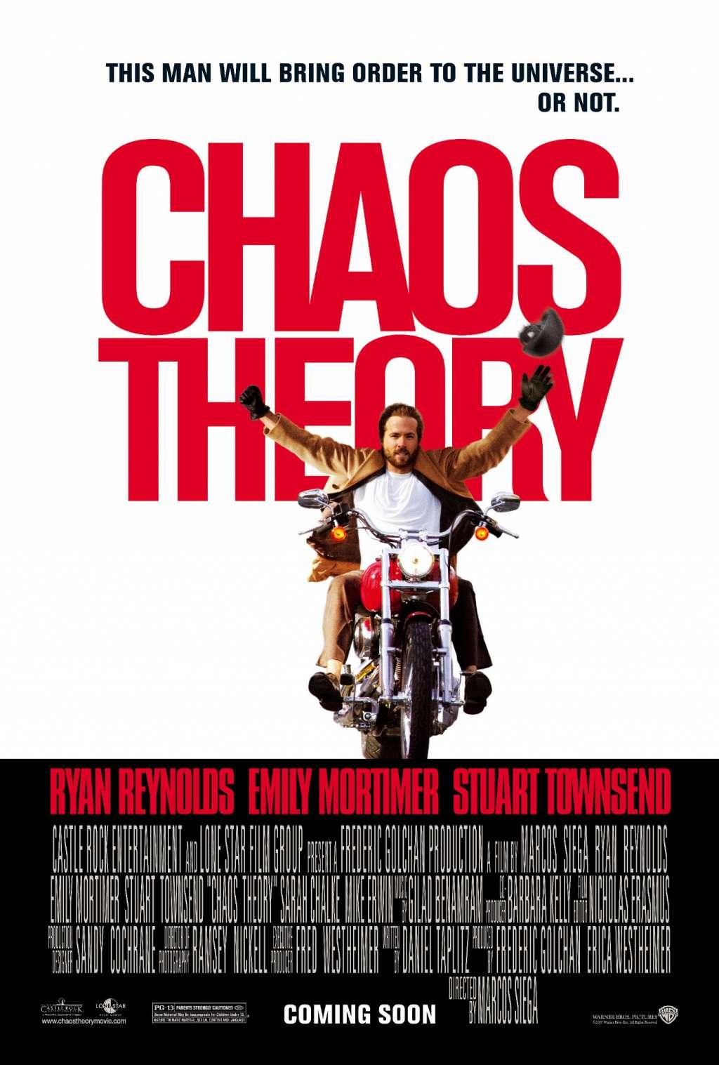 Chaos Theory kapak