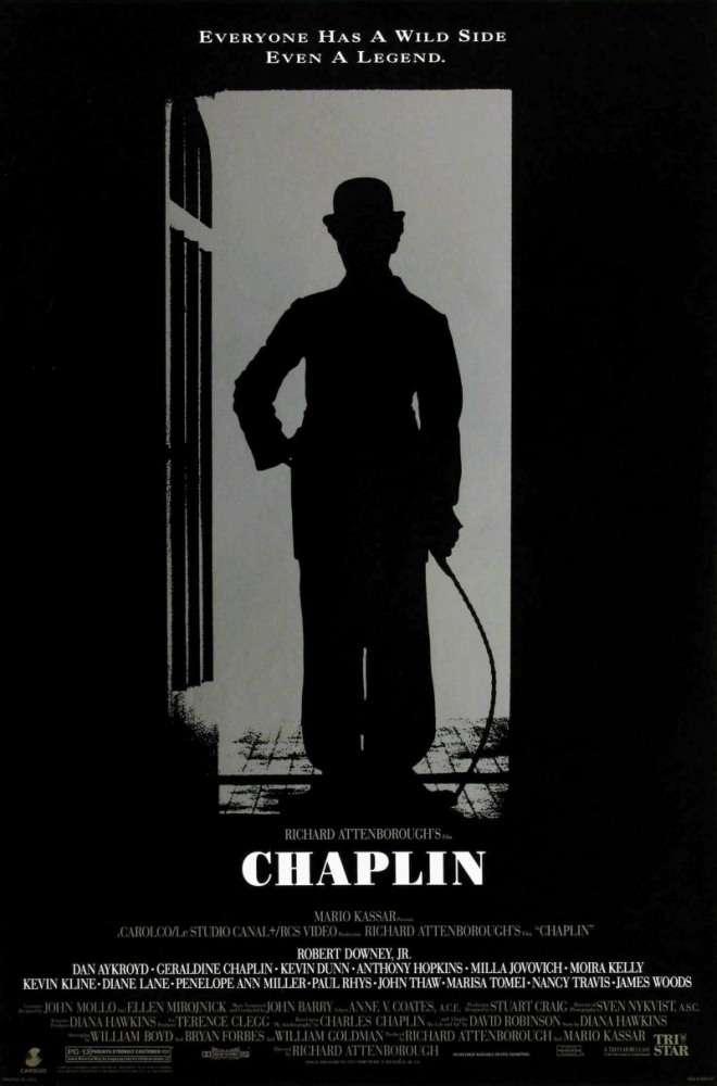 Chaplin kapak