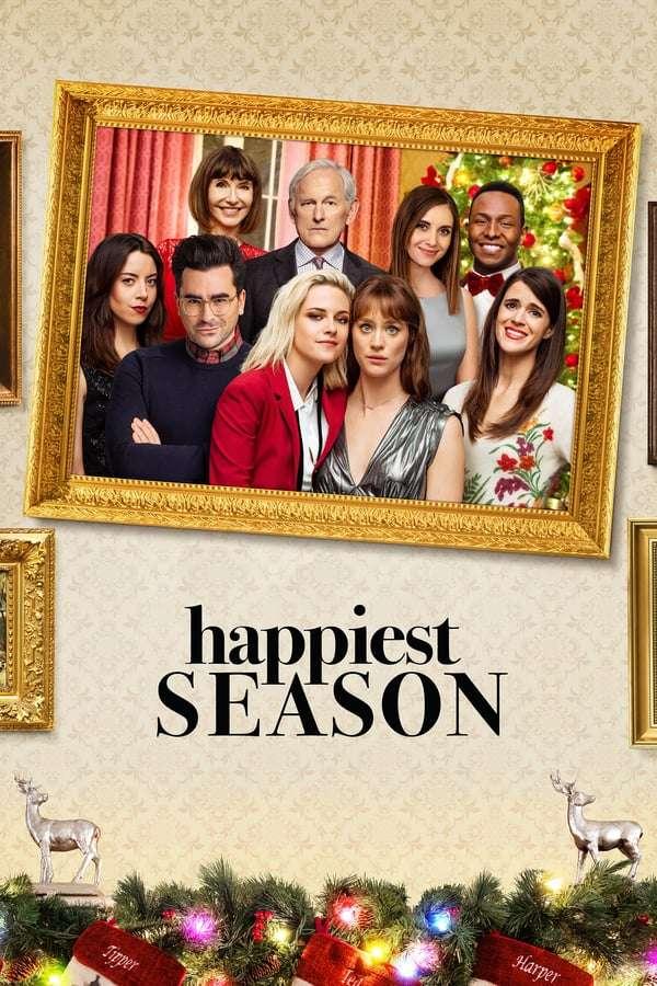 Happiest Season kapak