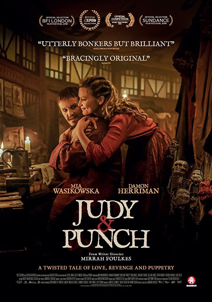 Judy & Punch kapak